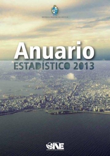 Uruguay Yearbook - 2013