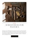 50-Resources-For-Pastors - Page 2