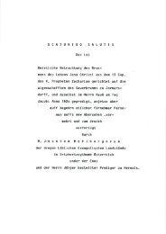 Regensburger Chronik Johannes Mühlberger 1620 Abschrift durch Dir. Helmut Sillner