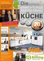 100 Küchen - Möbel Berning