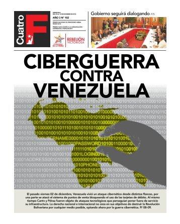 CIBERGUERRA VENEZUELA