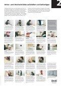 Unter- und Hochschränke aufstellen und befestigen - Ikea - Seite 2
