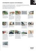 Unter- und Hochschränke aufstellen und befestigen - Ikea - Seite 3
