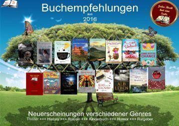 Buchempfehlungen No. 3 (2016)