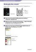 Sony NWZ-S764BT - NWZ-S764BT Istruzioni per l'uso Tedesco - Page 4