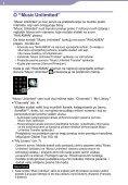 Sony NWZ-S764BT - NWZ-S764BT Guida di configurazione rapid Serbo - Page 3