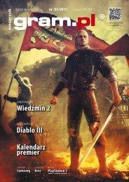 Gazetka GramAction_nr01-2012_magazyn