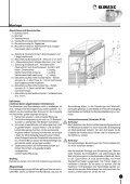 Montage und W artungsanleitung - Klimatec Luft - Page 4