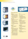 Klimazentralgerät KZG, HZG, WZG - Page 6