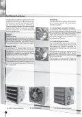 Technische Daten SL 3000 Kombi-Luftheizer CL 2000 - Klimatec Luft - Page 6