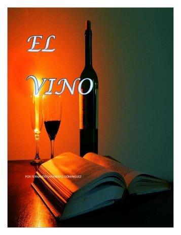 Elaboracion de vino de frutas