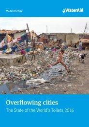 Overflowing cities