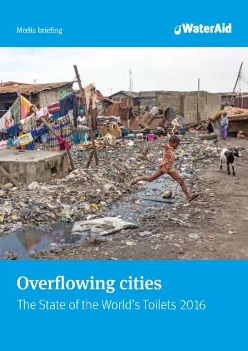 Overflowing cities