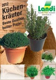 2012 Beste Qualität, bester Preis! - Landi