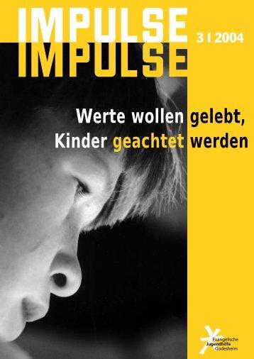 10 - Evangelische Jugendhilfe Godesheim