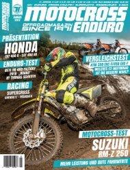 Motocross Enduro Ausgabe 01/2017