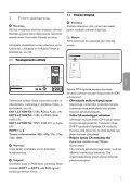 Philips Téléviseur numérique à écran large - Mode d'emploi - FIN - Page 5