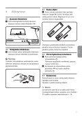 Philips Téléviseur numérique à écran large - Mode d'emploi - FIN - Page 7