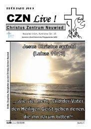 CZN Live - Christus Zentrum Neuwied