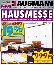 GESCHENKT - Möbel Hausmann