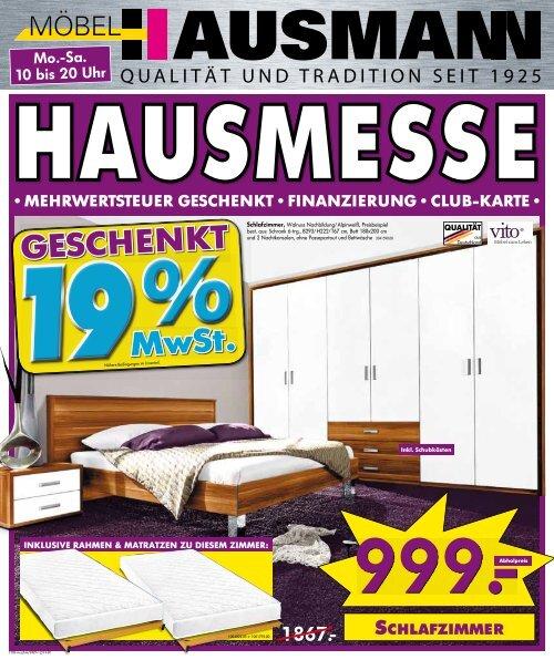 Geschenkt Möbel Hausmann