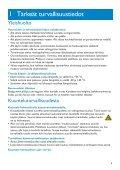 Philips Baladeur audio/vidéo à mémoire flash - Mode d'emploi - FIN - Page 5
