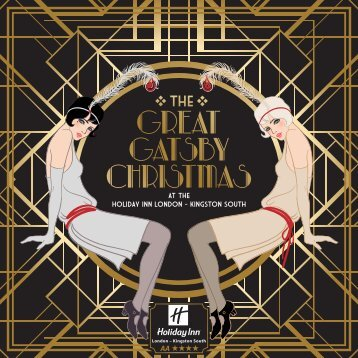 GREAT GATSBY CHRISTMAS