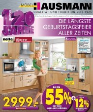 A+ Energie - Möbel Hausmann