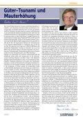 MAGAZIN FÜR INTERMODALEN TRANSPORT und Logistik - Seite 3