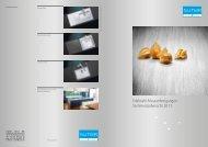 Edelstahl-Massanfertigungen: Sortimentsübersicht ... - Suter Inox AG