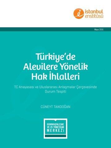 Türkiye'de Alevilere Yönelik Hak İhlalleri