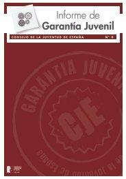 Informe de Garantía Juvenil