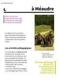 les classes de découvertes - Page 5