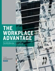 The £20 billion key why the office environment is key to productivity