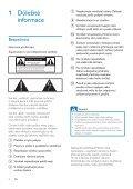 Philips Fidelio Enceinte sans fil SoundAvia - Mode d'emploi - CES - Page 4