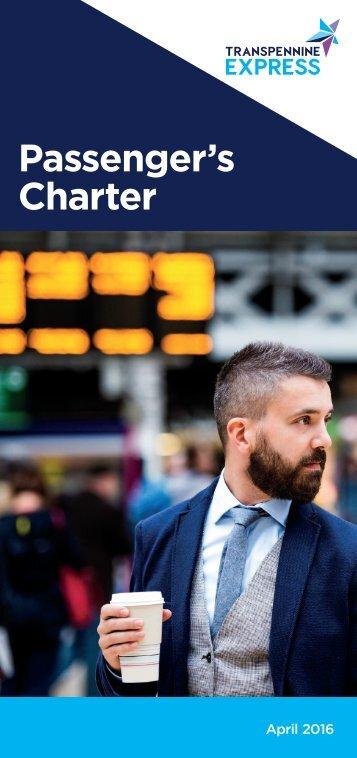 Passenger's Charter