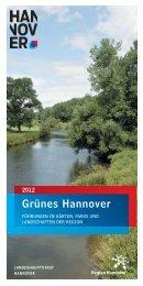Grünes Hannover 2012 - Stadtmarketing Springe