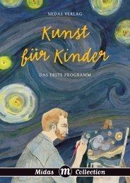 Midas Kinderbuch Herbst 2016 (Reihe »Kunst für Kinder«)