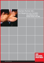 Adobe PDF - Küchen Partner