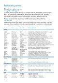 Philips GoGear Baladeur audio/vidéo à mémoire flash - Mode d'emploi - POL - Page 2