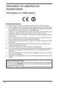 Sony VPCZ13V9E - VPCZ13V9E Documenti garanzia Finlandese - Page 6