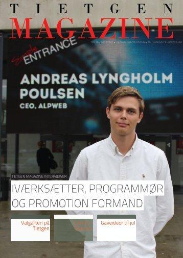 Tietgen Magazine #16 - 2
