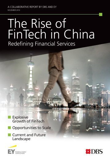 The Rise of FinTech in China
