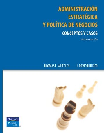 Admi Estratégica y política de Negocios