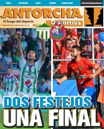 Antorcha Deportiva 242