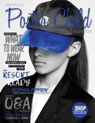 Poster Child Magazine - Winter 2016
