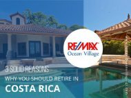 Find Homes for Sale in Costa Rica - RE/MAX Ocean Village