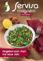 Servisa Extrablatt Start 2017