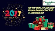 New year shopping deals,offers in India @ Smartonpay
