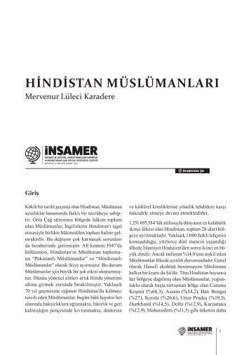 Hİndİstan Müslümanları